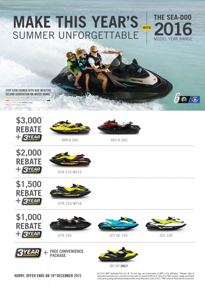 Sea-Doo - Bills Motorcycles - We Share Your Passion